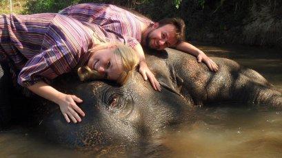 2 Days 1 Night Yogi mahout Elephant Training & eco tourism
