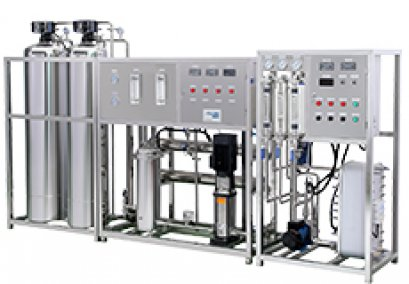 ARO- Two stage RO water treatment+EDI system