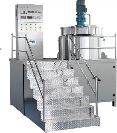 ALW-liquid washing homogenizer mixer