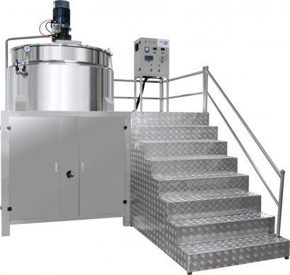 ALW- liquid washing homogenizer mixer