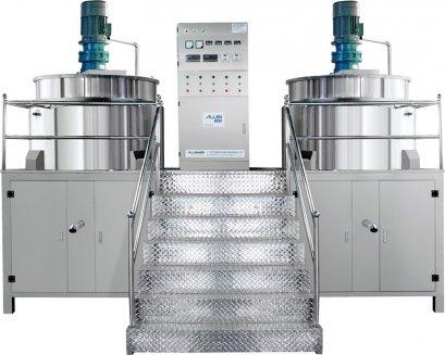 ALW-G liquid washing homogenizer mixer(combined)