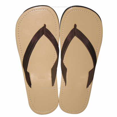 Lux Beach Sandal-Silk