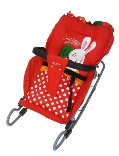 Bejoy Baby Jumbo Bouncer Red Rabbit
