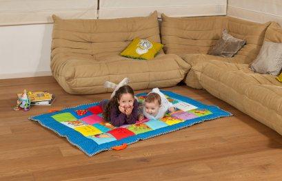 Taftoys I love Big Mat ผ้าปูนอนสำหรับเด็กขนาดใหญ่