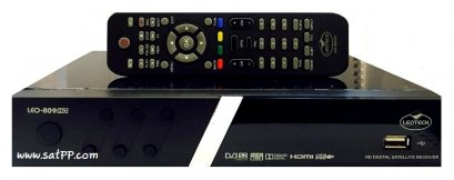 Receiver 809 HD