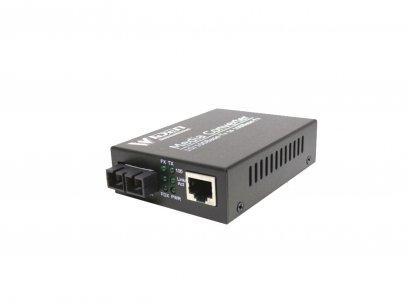 UTP To 100Base-SX-SC Single Mode ยี่ห้อ WIDEN
