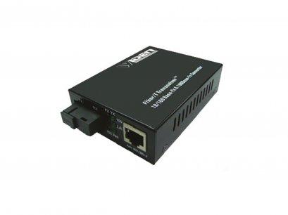 WDM Media Converter 10/100 Single Mode ,1 Port RJ45 ยี่ห้อ WIDEN