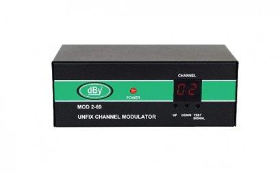 ตัวแปลงสัญญาณ MOD269 ยี่ห้อ LEOTECH (dBy)