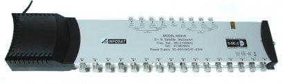 อุปกรณ์ตัดต่อรุ่น INF 8x16 ยี่ห้อ INFOSAT