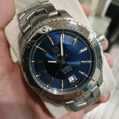 Tag Heuer Link Calibre5 Automatic