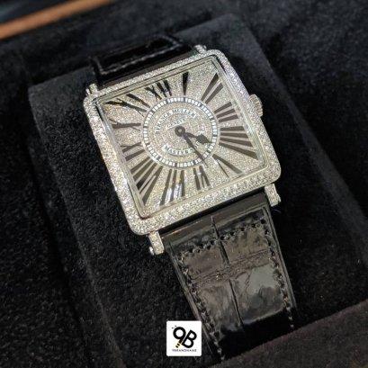 Franck Muller Master Square Diamond