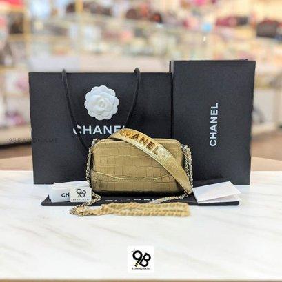 Un used - Chanel Gabrielle สีทอง