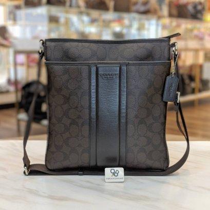 Used - Coach Messenger Bag Serial : A1557- F71131