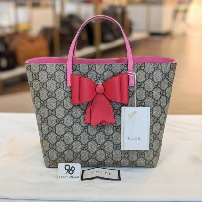 Used​ -​ Gucci Kid​ Tote​