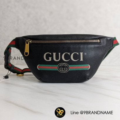 Used -​ Gucci Calt​ Belt​ Bag