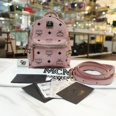 Used -​ MCM​ Backpack