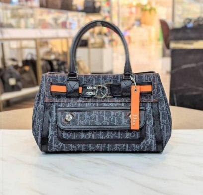 Used - Dior Flibht Tote Bag