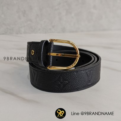 Louis Vuitton Belt Ceinture Infini Monogram Empreinte