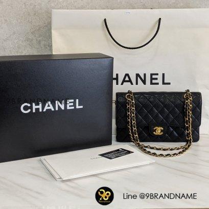 Used - Chanel Classic 10 GHW สภาพดี