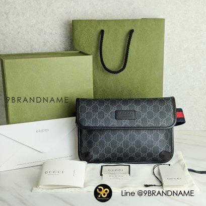 Gucci Belt Bag GGSupreme Black 9.5