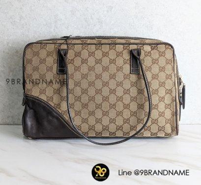 Gucci Britt Boston Bag