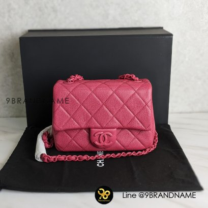 Used Like​New -​ Chanel Mini​ Square