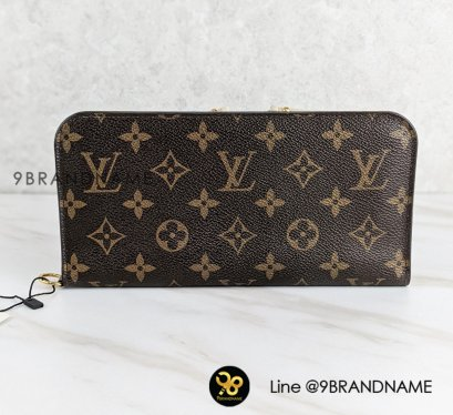 Used -​ Louis​Vuitton​ Wallet Insolite - Authentic Bag