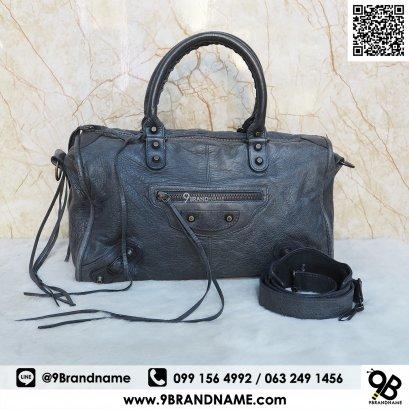 Balenciaga twiggy Gray Size 35 RHW