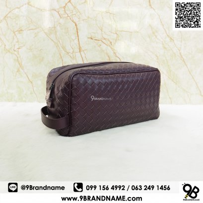 Bottega Veneta Intrecciato VN Toiletry Case Toiletry Bag