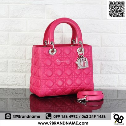 Lady Dior Size 10 Lamp  Rose Sorbert SHW