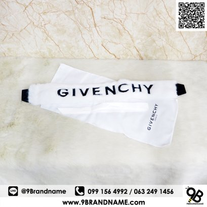 GIVENCHY FauxShearling Strap Cover