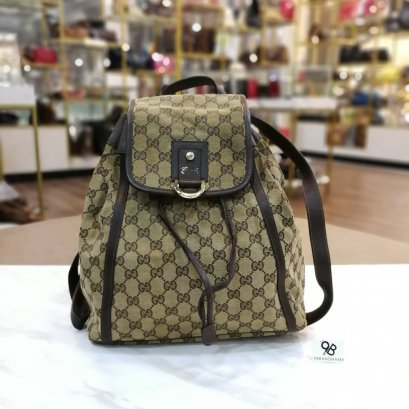 Used - Gucci backpack