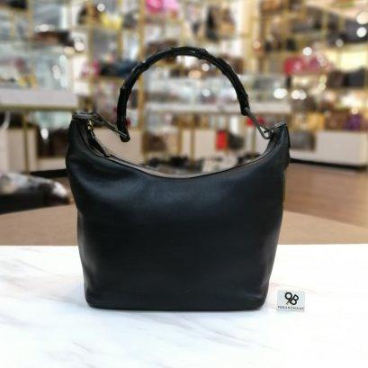 Gucci Bamboo Sholder Bag Black 000-0531 200110