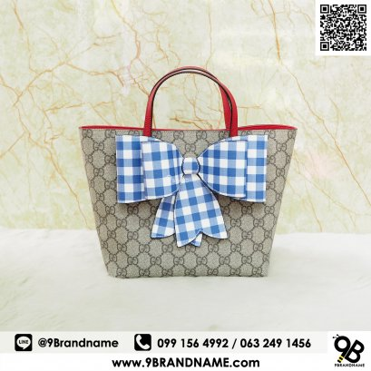 NEW Gucci mini tote (kids)