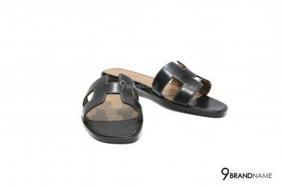 Hermes Shoes Oran Sandals Size 38