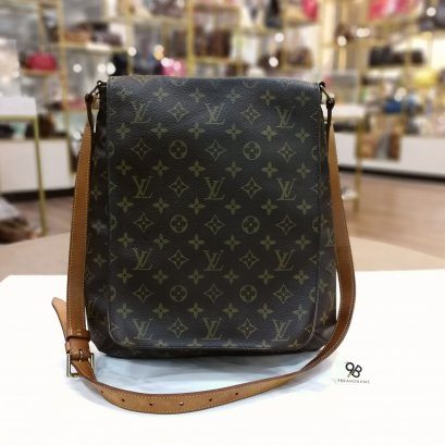 ​ Louis Vuitton Musette Salsa GM Monogram Canvas Crossdoby