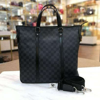 Used - Louis​Vuitton​ Tadao Damier​ Graphite Canvas​