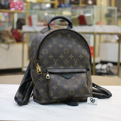 Louis Vuitton​ Palm Springs PM​ Backpack​ Monogram Canvas