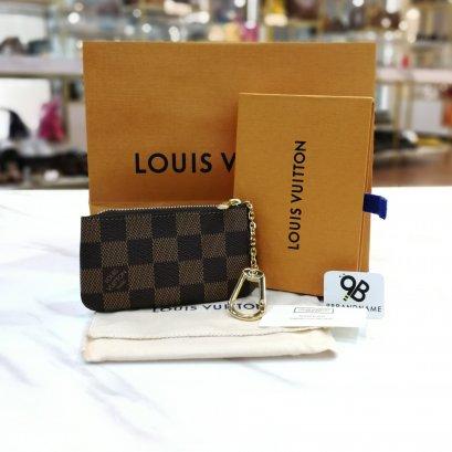 Louis Vuitton Key Pouch monogram canvas M62650