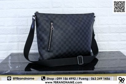 Louis Vuitton Mick MM Damier Graphite
