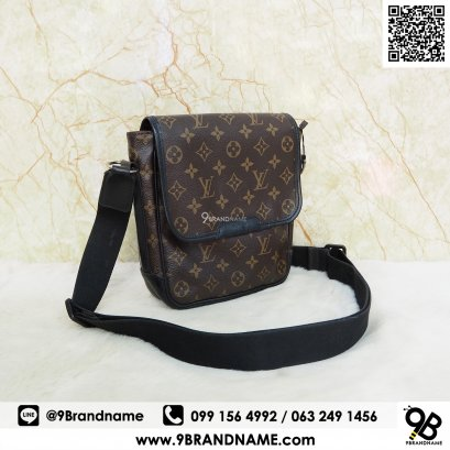 Louis Vuitton Monogram Macassar Bass PM