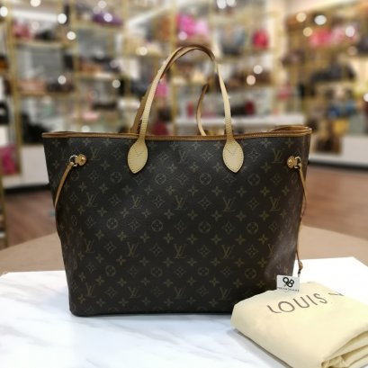 Used -​ Louis Vuitton Neverfull GM Monogram Canvas