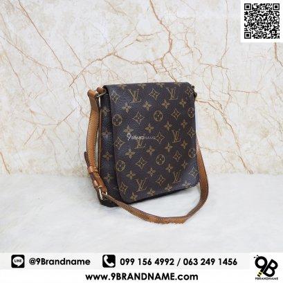 Louis Vuitton Shoulder Bag Monogram Musette Salsa M51258