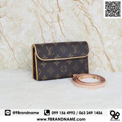 Louis Vuitton mini Pochette Florentine Waist Pouch monogram