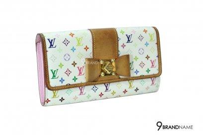 Louis Vuitton  Multicolor Sarah Noeud Wallet
