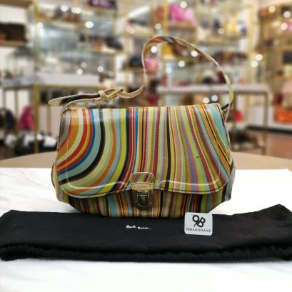 Paul Smith Shoulder Bag Swirl
