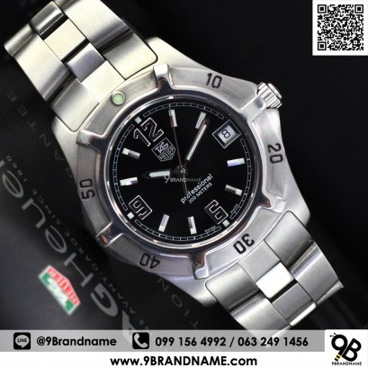 Tag Heuer Professional 200 meters Stainless Steel WN1110 - 38 mm