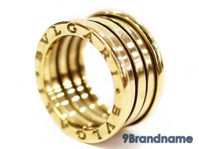 BVLGARI 3 YELLOW GOLD