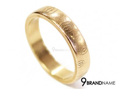 Carteir Ring Yellow gold