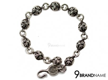 Chrome Hearts  1 Cross Ball Bracelet